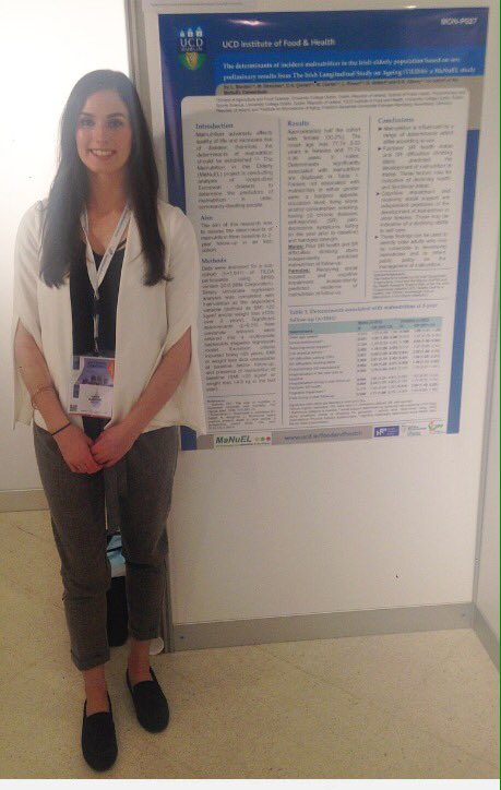 Presenting at the #ESPEN2017 conference as part of the MaNuEL study... great conference with an impressive line up of speakers <br>http://pic.twitter.com/U9ZCK9WJrr