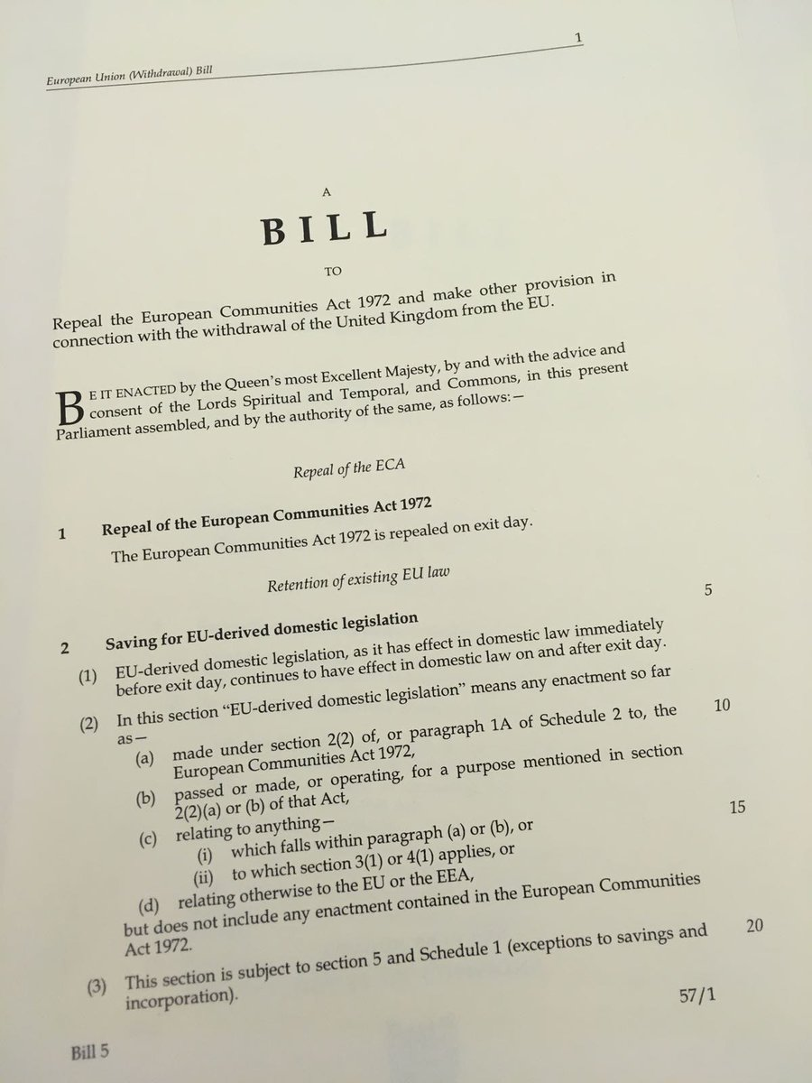 The European Union Bill is a Tory power grab. That's why Labour is voting against it.