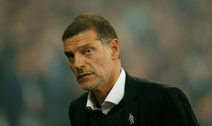 "Slaven Bilic: ""I m happy for the lads, for the whole club. It\s my birthday today & this is a great, great present.\"""