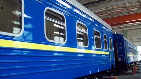 Пассажирские вагоны гост