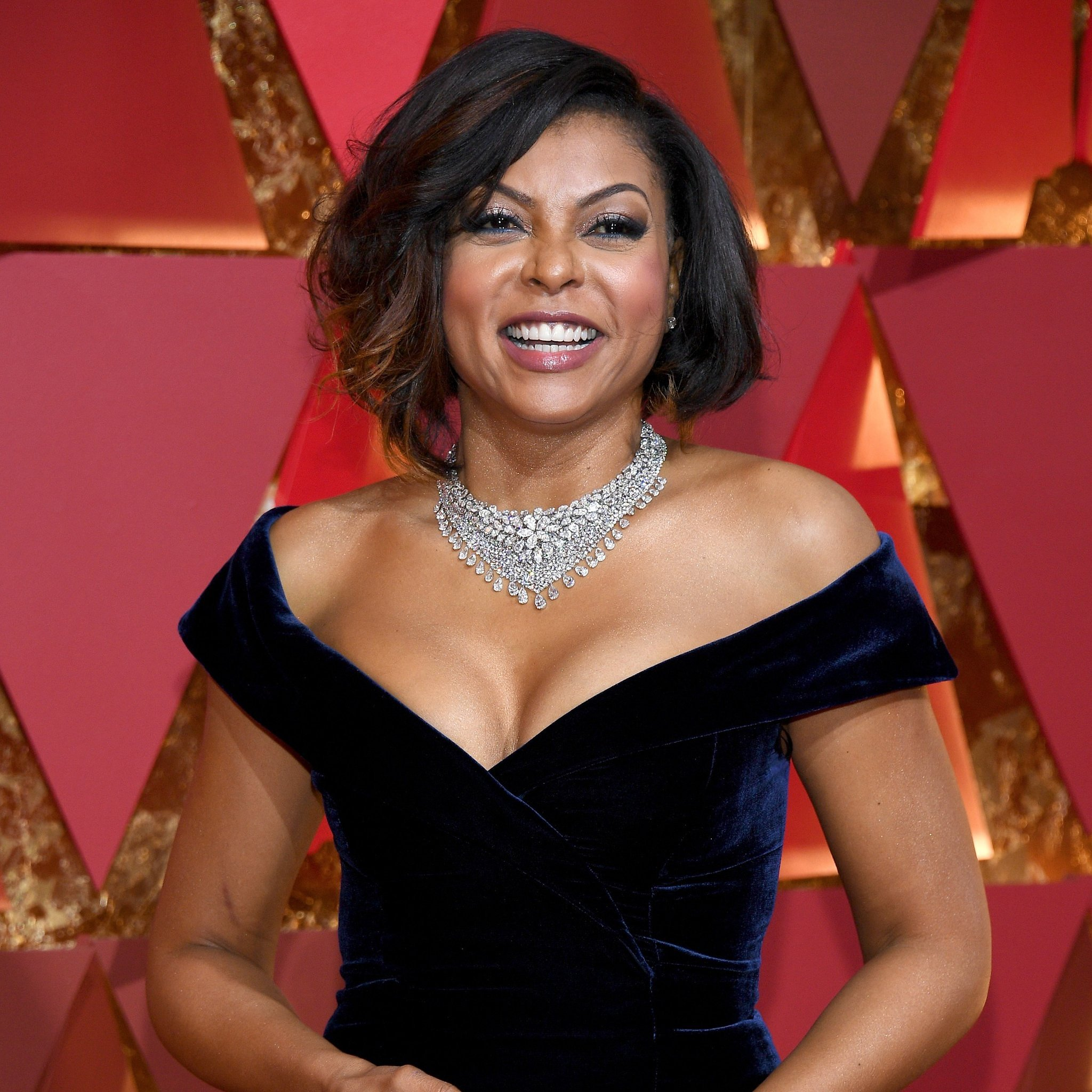 wishes Taraji P. Henson, a very happy birthday