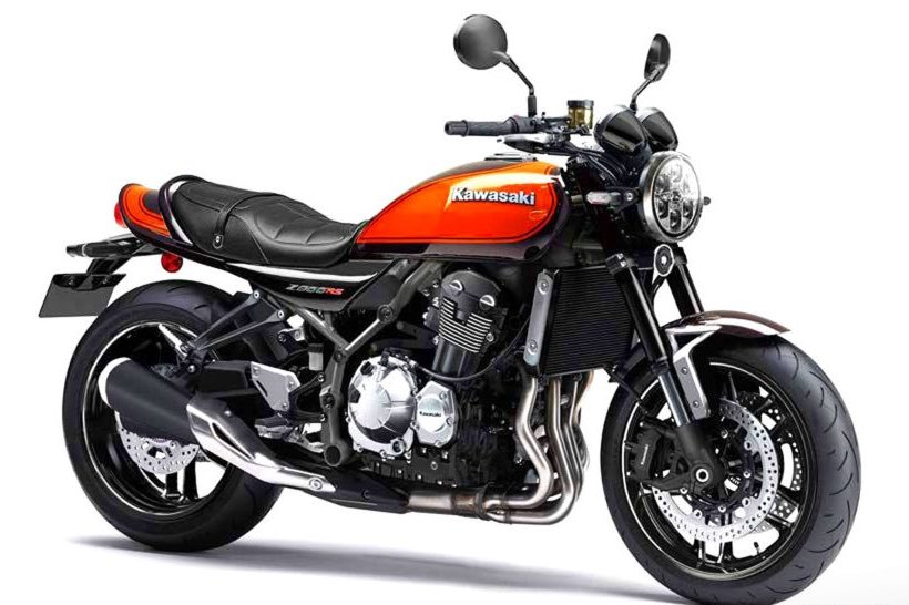 Coming Kawasaki Z900rs Retro