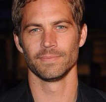 Happy Birthday:            Paul Walker (1973 2013)