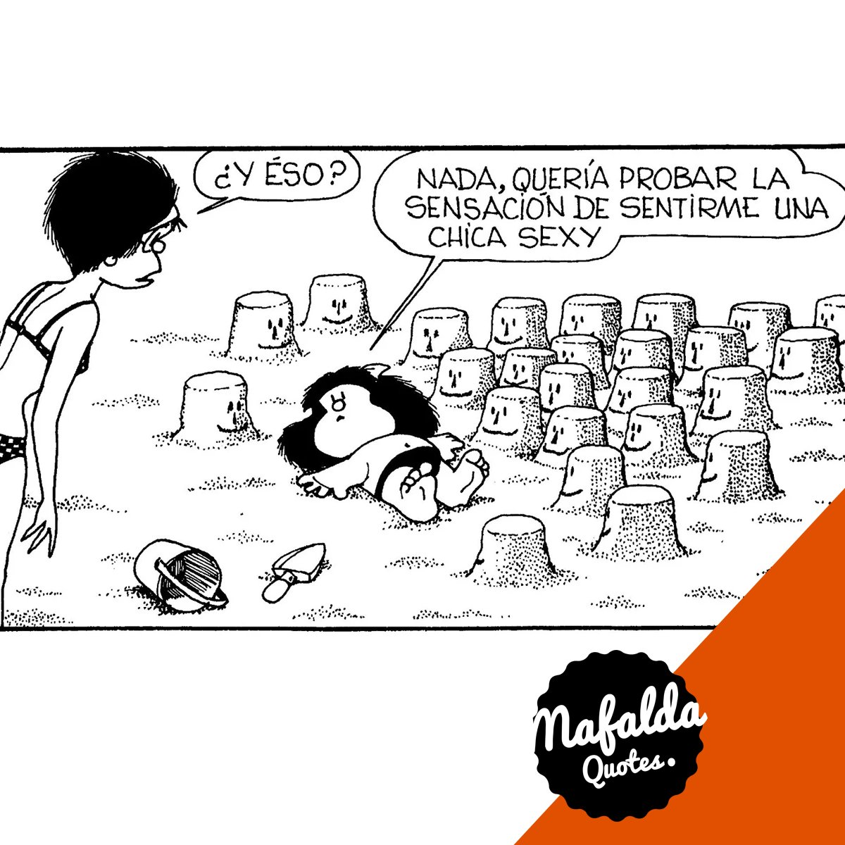 ¡Arriba el autoestima! #MafaldaQuotes #Mafalda #Quino https://t.co/7bySlyp0dQ