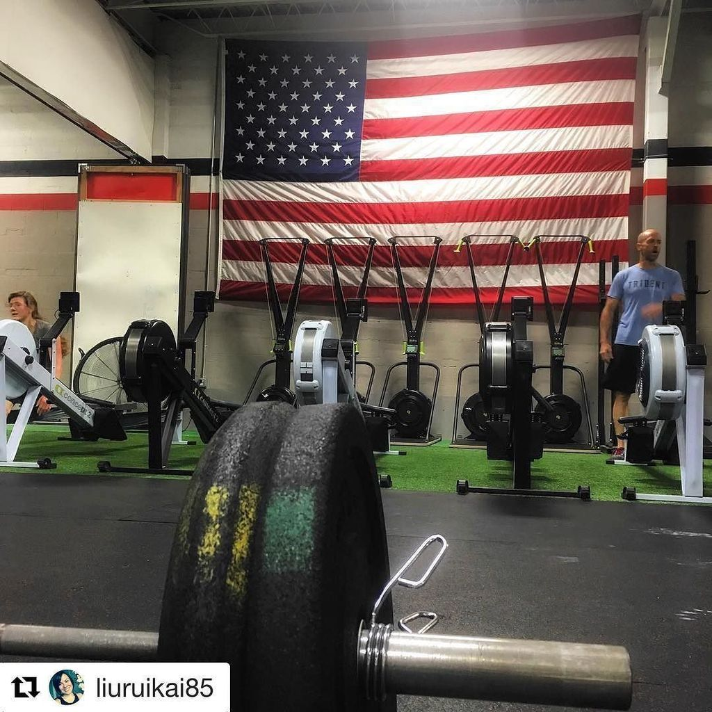 Trident CrossFit on Twitter: