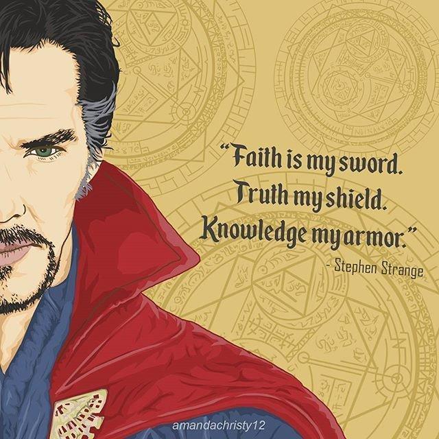 Do you like Dr Strange ? #avengers #marvel #marvelcomics #marveluniverse #marvelfan #marvelstudios #marvelnow #drstrange #quotes<br>http://pic.twitter.com/DaFTVi7kJ7