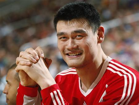 Happy Birthday Yao Ming a.k.a (Isi Sendiri)
