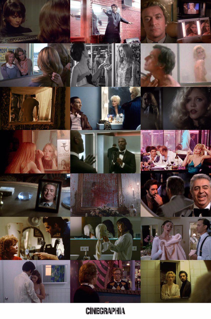Brian De Palma s mirrors:   Happy Birthday,