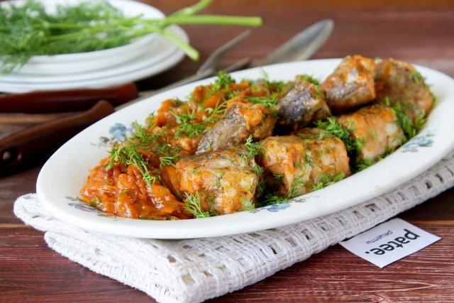 Рецепты рыба лемонема