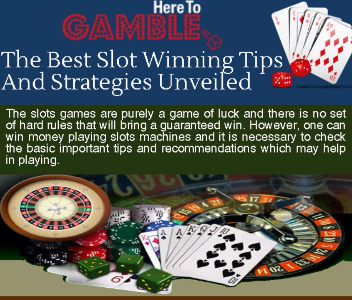 secrets winning slot machines
