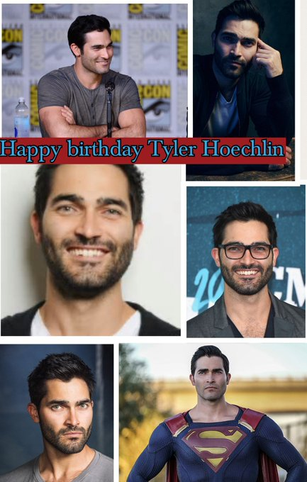 Happy birthday to the Sourwolf and the Man of Steel, Tyler Hoechlin