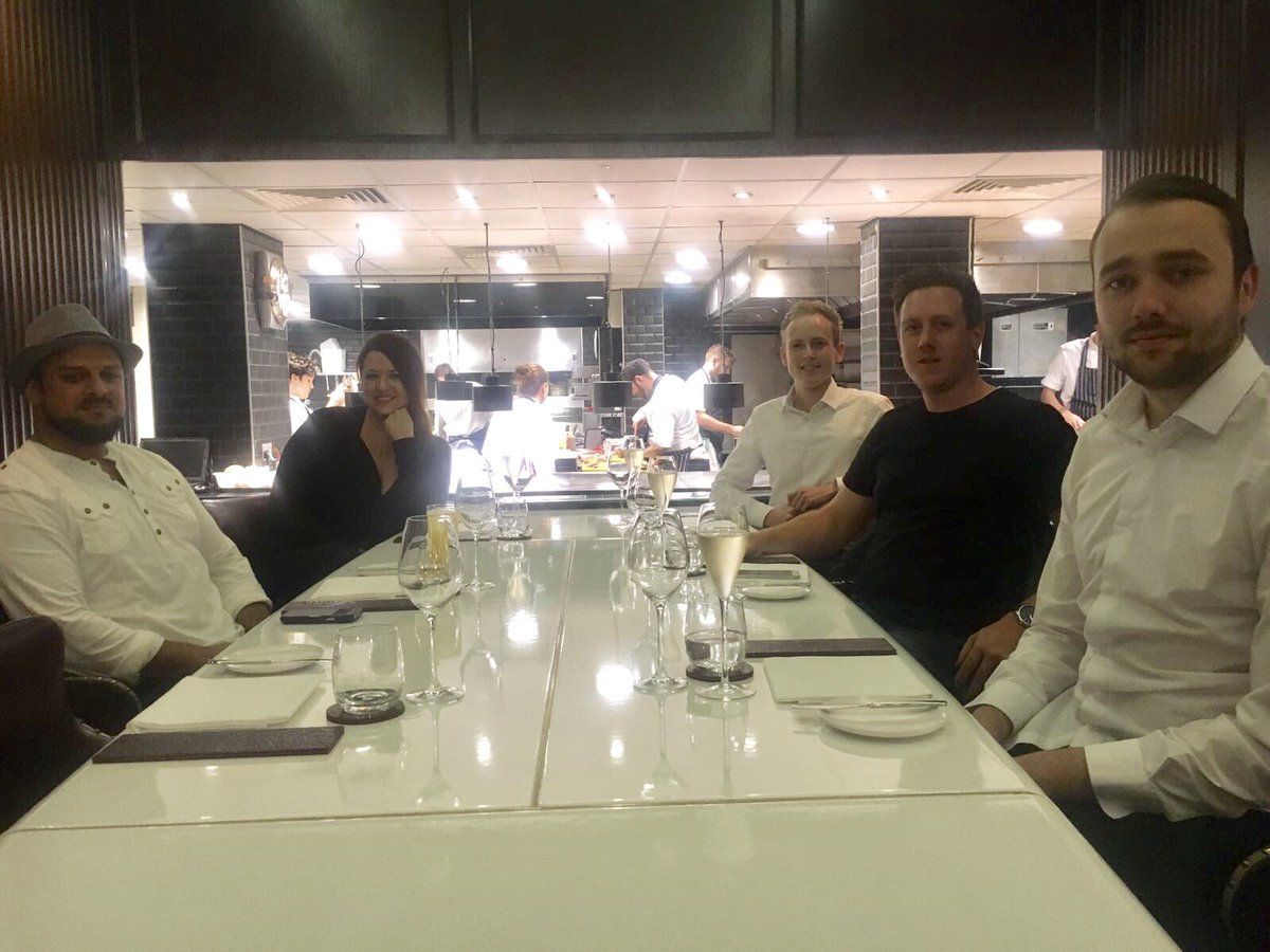 test Twitter Media - Our quarterly award winners enjoying Chef's Table @MarcusBelgravia yesterday! #TheBLOCKApproach #BLOCKRewards #GetExcited https://t.co/O0TkCljeaX