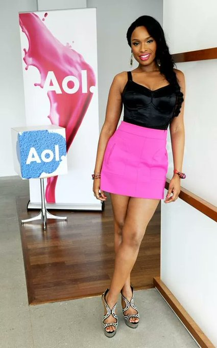 Happy birthday Jennifer Hudson.... I\m gonna celebrate with you and your awesome body