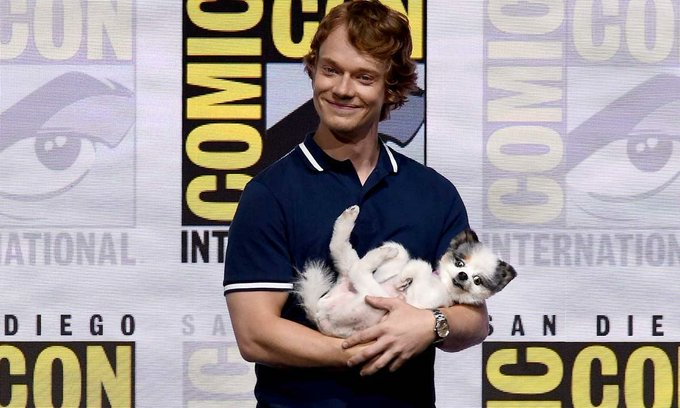Happy birthday to my boy Alfie Allen        , I love him so much and he deserves all the happiness in the world!!