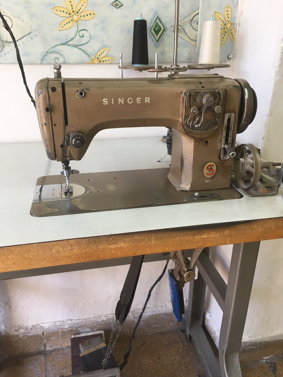 Singer machines
