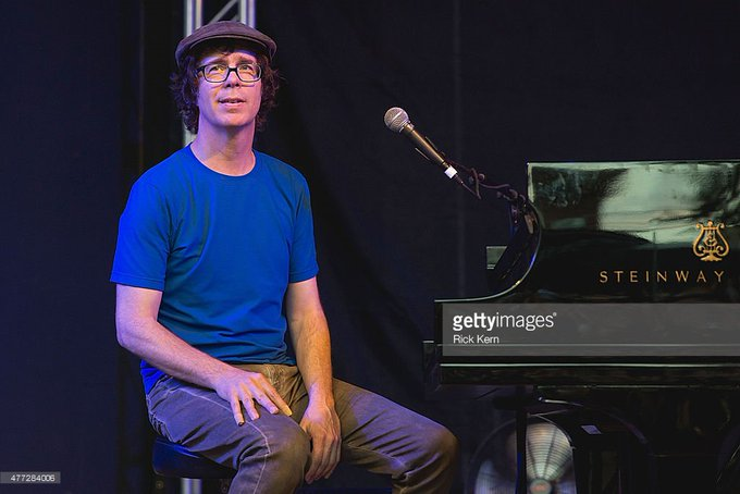 Happy Birthday to Ben Folds who turns 51 today!
