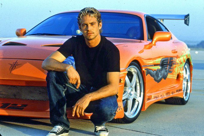 Happy Birthday to Paul Walker who would have turned 44 today!