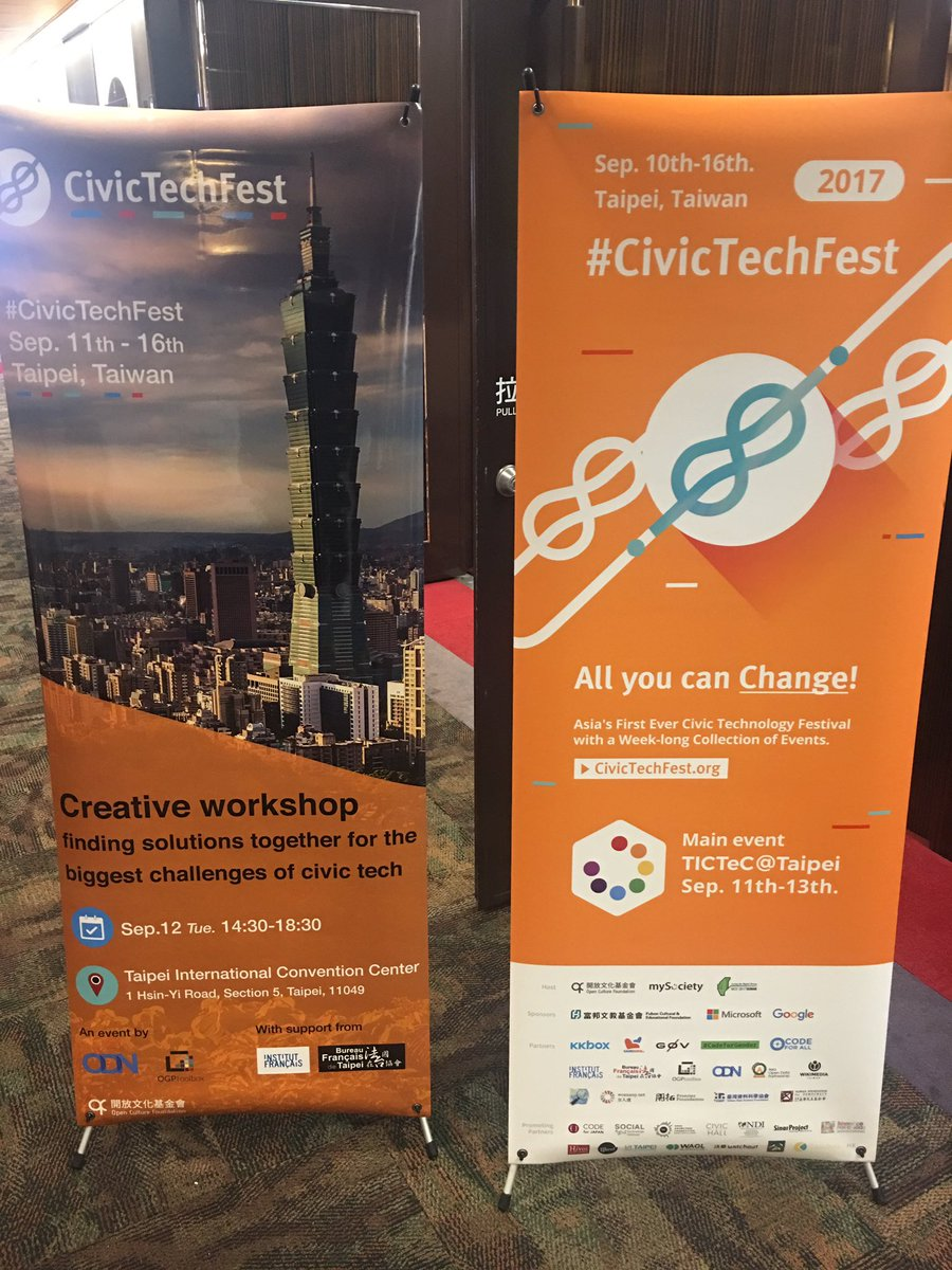 Attending Creative Workshop: Solutions for the Biggest Challenges of CivicTech by @opendemnow &amp; @ogptoolbox   @CodeforPakistan #TICTeC #WCIT <br>http://pic.twitter.com/kAZeakIXVG