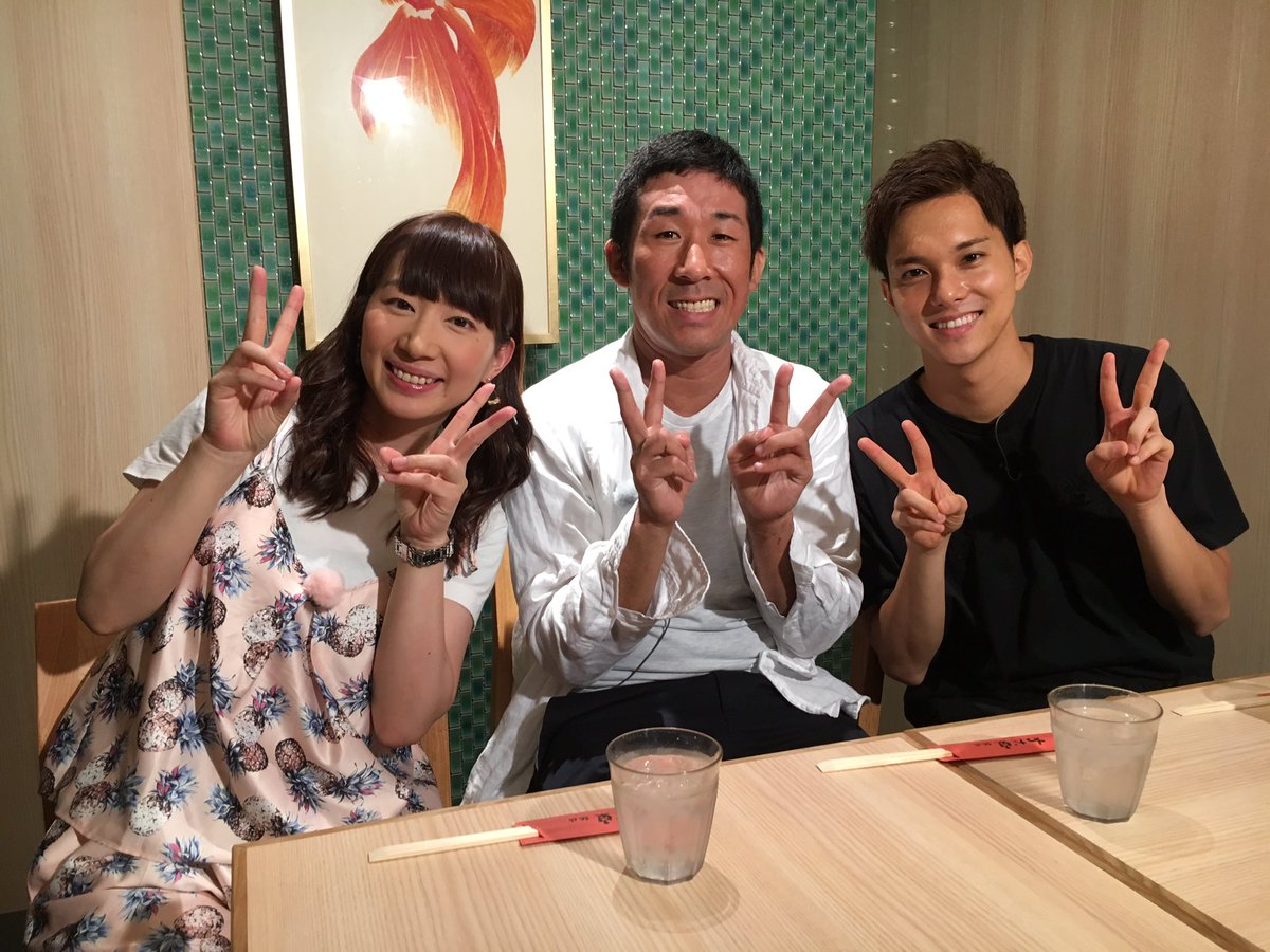 田村さんとボイメン勝くんと初めてロケに行ってきました