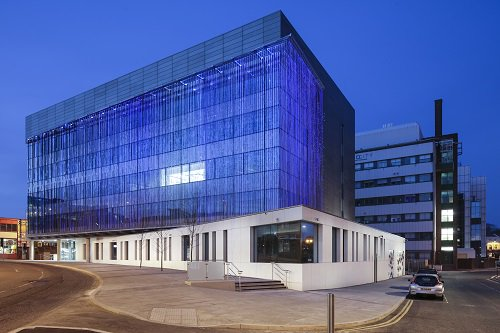 Collaboration in action: CPMG's Discovery Building in Nottingham