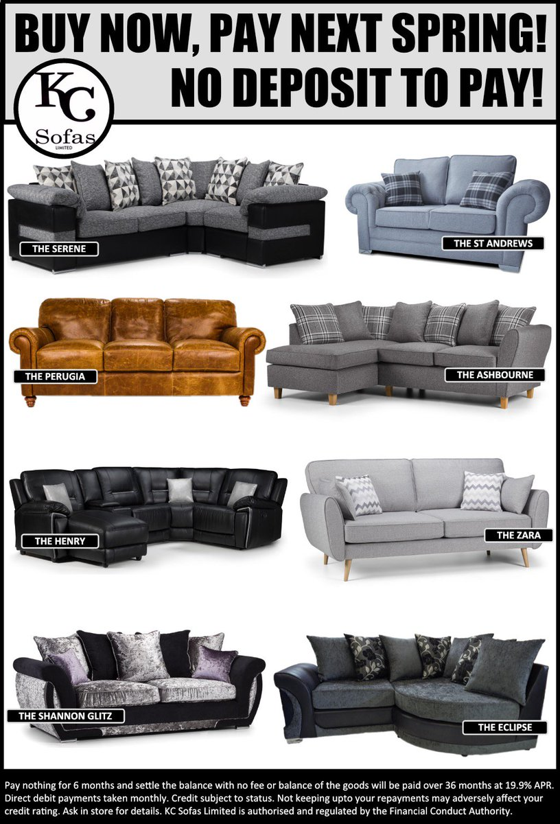 Finance Sofas No Deposit Sofa Nrtradiant
