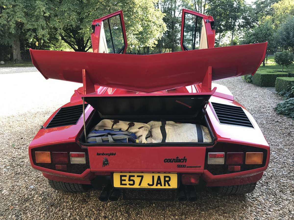 Harry Metcalfe On Twitter Off On A Trip In The Lamborghini