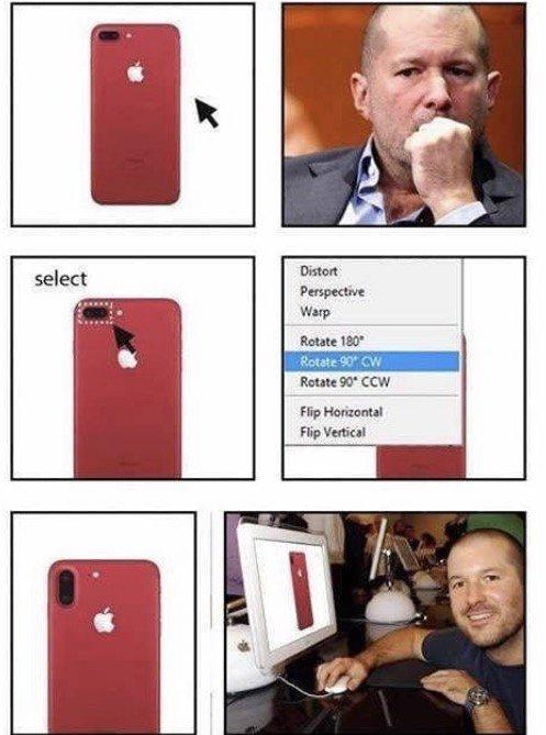 Designing the new iPhone