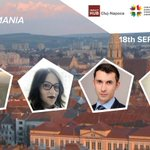 Meet us  @ the Central European Startup Awards in Cluj Napoca!  Register here: https://t.co/X0iJ4yd0ds