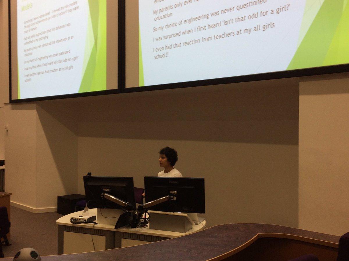 Inspiring presentation on engaging the next generation of engineers by @UCLEngineering @uclmecheng alumnus @teenagade #EPCCongress17 <br>http://pic.twitter.com/mHBK0fmfDj