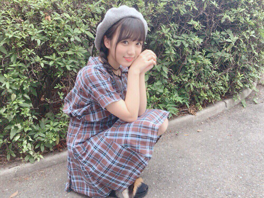 矢吹奈子のベレー帽画像