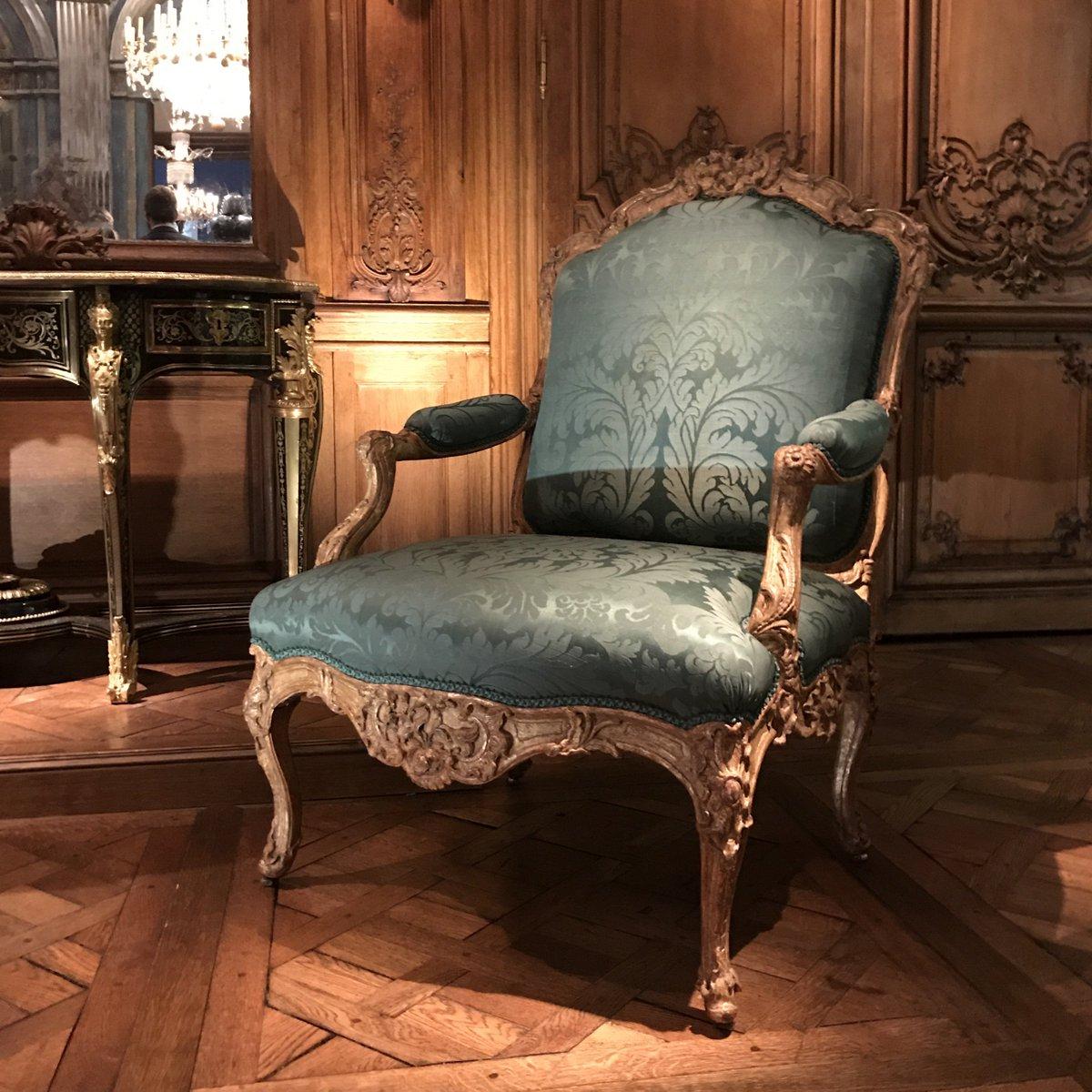 maison brazet on twitter paire de fauteuils louis xv de cresson v 1735 garnis. Black Bedroom Furniture Sets. Home Design Ideas