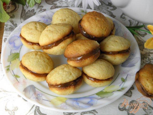 Рецепт печенье кофейное