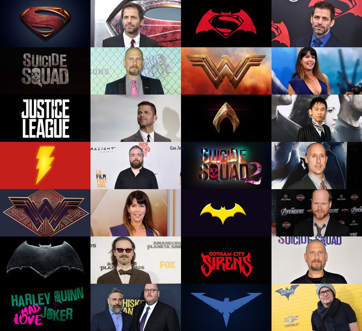 Other Directors Of The Dceu Dc Cinematic A few weeks ago, i published a detailed article featuring top 25 most popular reddit nsfw subreddits. other directors of the dceu dc cinematic