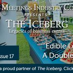 Issue 17 of The Iceberg's Business Events World is out now with two edible legacies #ICCSydney @SDConventionCtr: https://t.co/7xbAkRoPb5