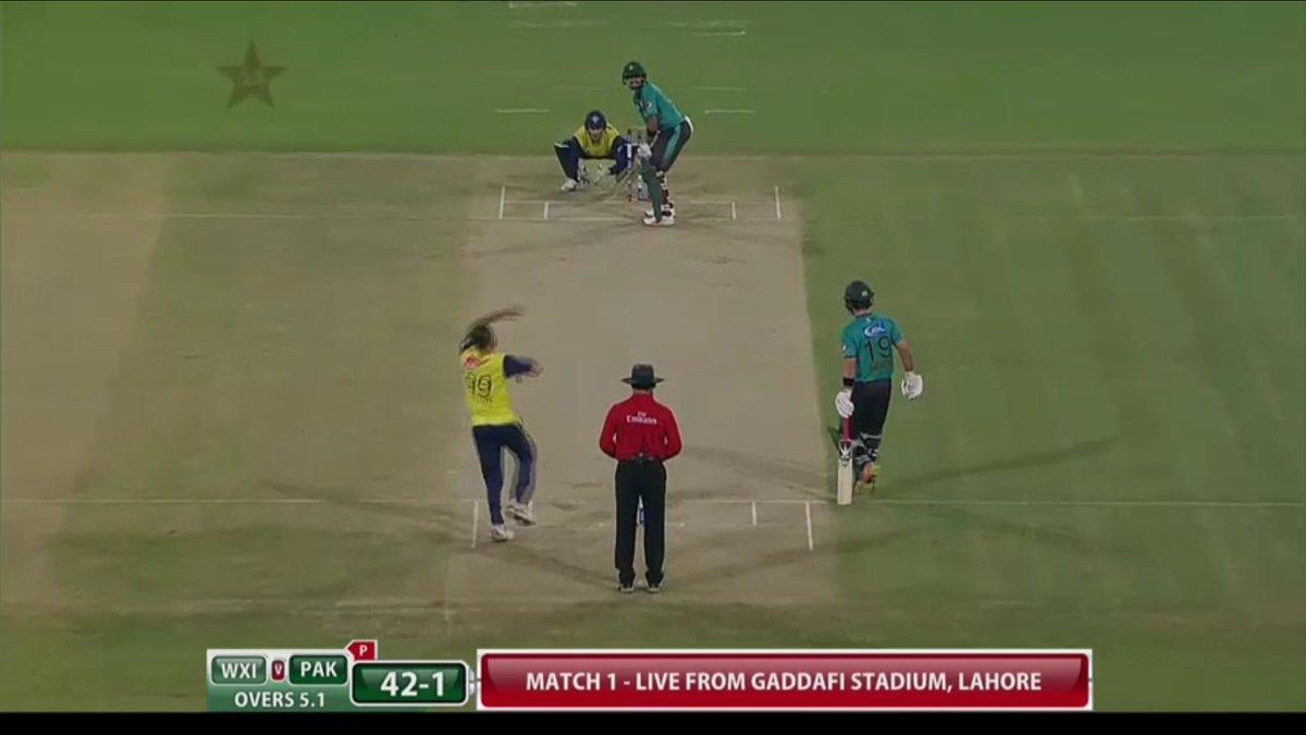 Streaming cricket