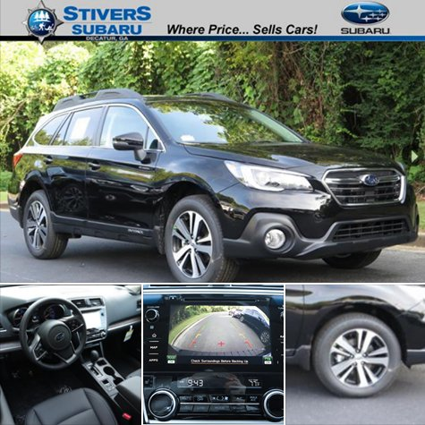 stiversdecatursubaru on twitter stop by stivers decatur subaru this week to see our large and diverse selection of subaruoutbacks like this loaded 2018 subaru outback https t co yviugxdr9d twitter