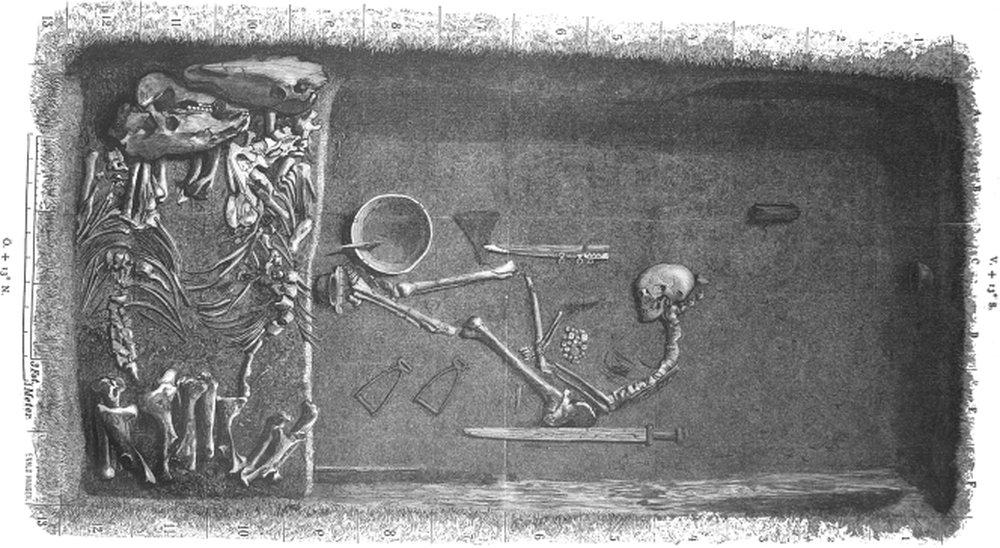 Cientistas comprovam que um importante líder guerreiro viking era uma mulher https://t.co/xImiZ9fFAL #G1