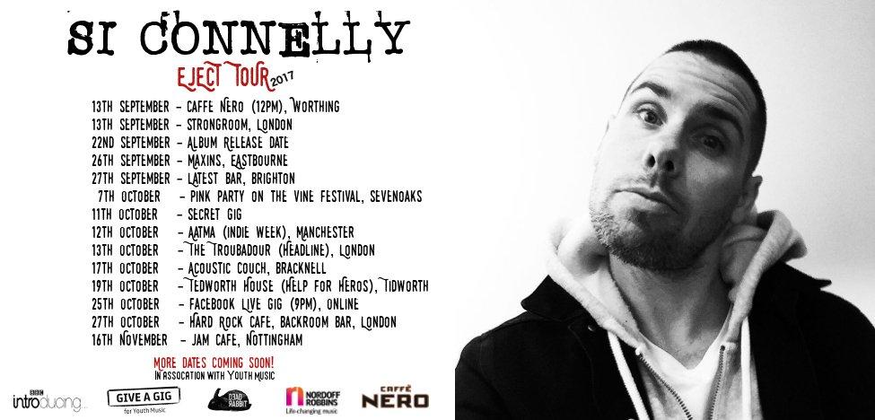 Tour Dates Announced: https://t.co/rRN5KbrWLt
