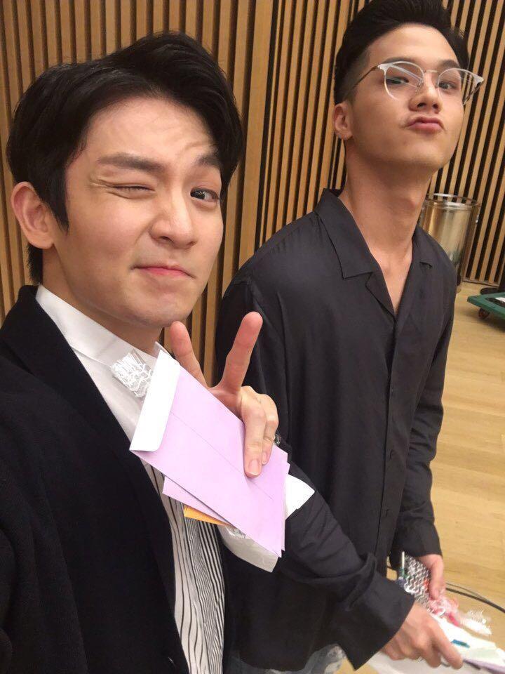 Good looking men