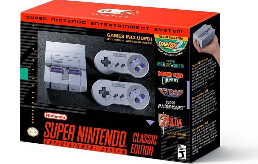 Nintendo: fuja de sites de leilão, vai ter SNES Classic para todos https://t.co/OGsYKlAuwv