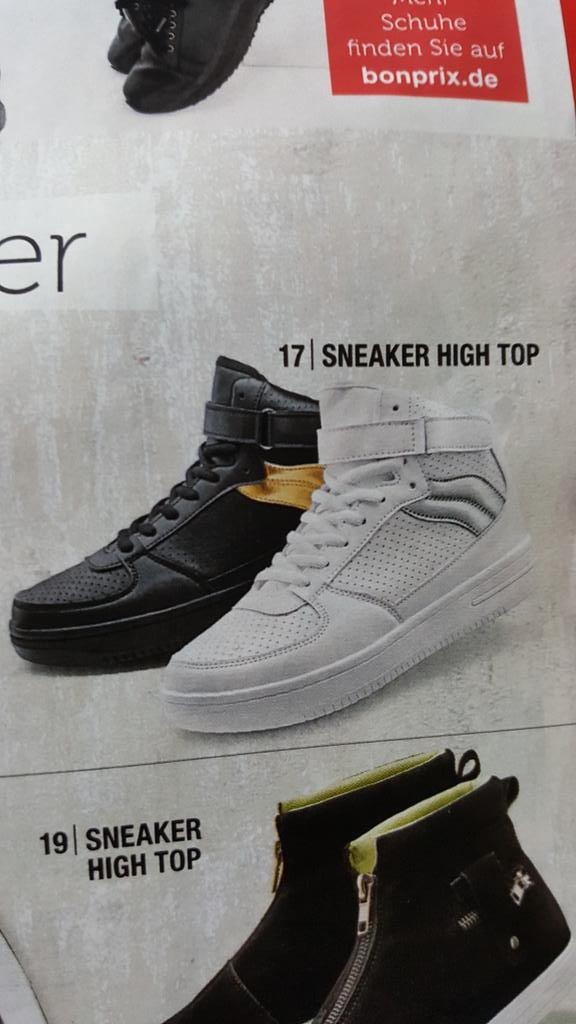 The black/gold ones will be mine soon because my birthday isn&#39;t too far away anymore  #sneakerlover #hightops<br>http://pic.twitter.com/FknZGkLYgB