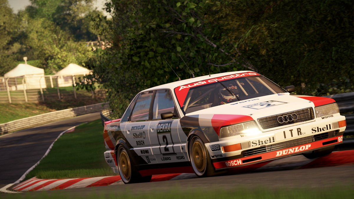 Project Cars On Twitter The 91 Audi V8 Dtm In The Late 80s Dtm Was King This Car Humbled The Rest Live The Legend On Sept 22 Https T Co Uifq52zk2e Https T Co 2jx4arxct8