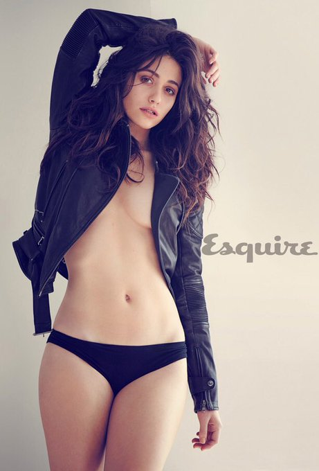 Happy Birthday to the beautiful Emmy Rossum, she turns 31 today