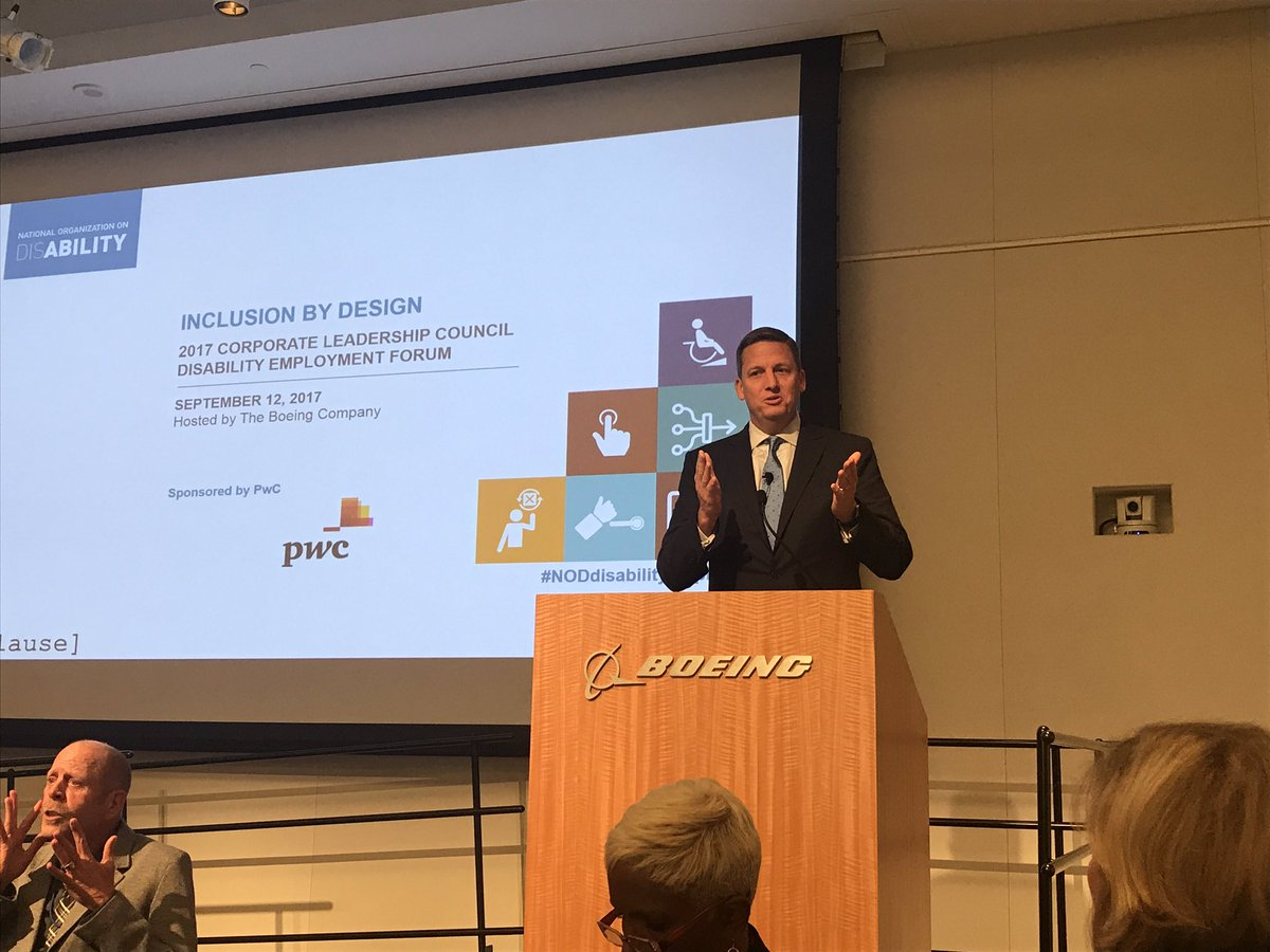 #PwC Tax Partner and and #Disability Inclusion Partner Champion sharing his journey as a parent of a child w/ a disability. #NOD #PwCAbility<br>http://pic.twitter.com/6NmoFnum8L