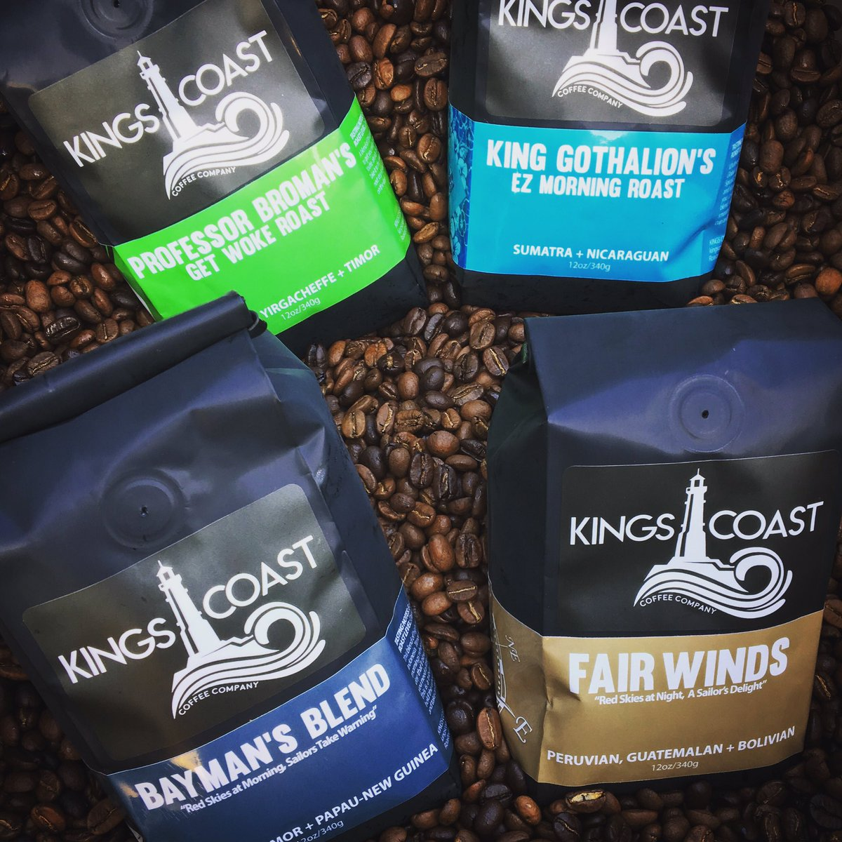Kings Coast Coffee On Twitter Yepwe Ship Worldwide