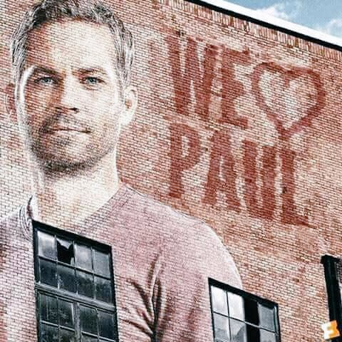 Wish you Happy Birthday Paul Walker missing you all ur fans