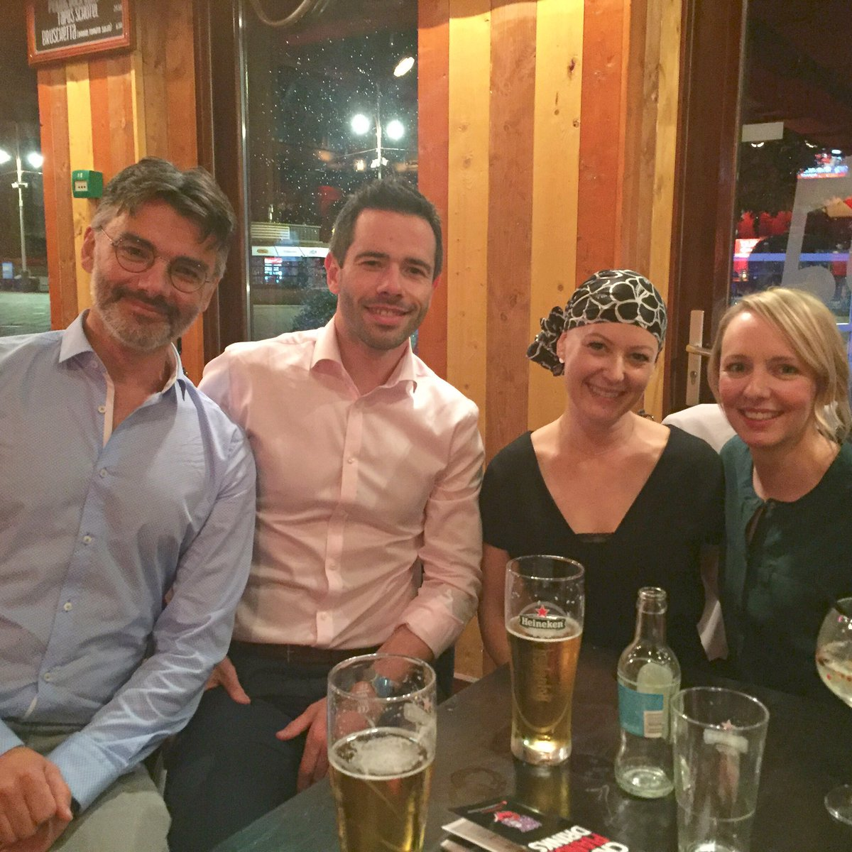 That&#39;s a wrap for #ESPEN2017 excellent conference by the Dutch  Rehydrating post presentations @pjmweijs @danni_dietitian @LCostello85 <br>http://pic.twitter.com/RqXZDTlPte