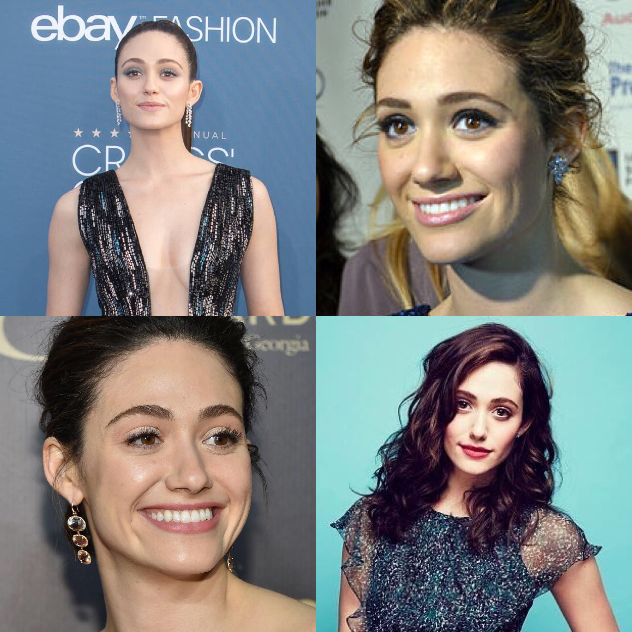 Happy 30 birthday to Emmy Rossum. Hope that she has a wonderful birthday.