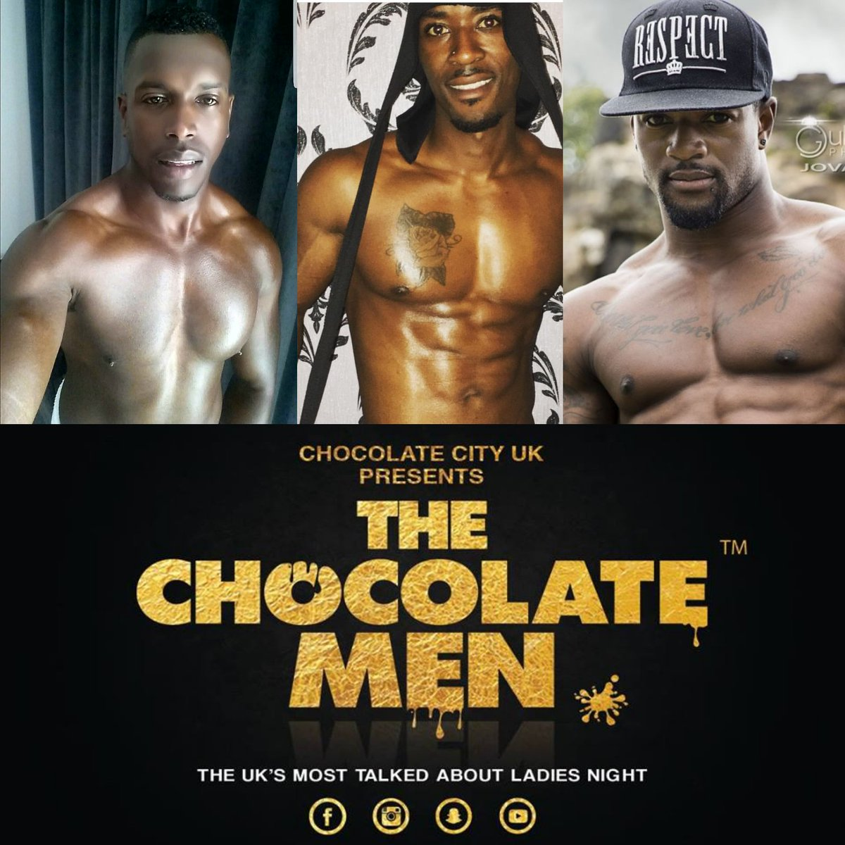 The Chocolate Men (@ChocolateCityUK) | Twitter
