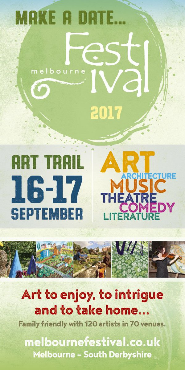 Come say Hi this weekend :) im at this years @MelbourneFest with my knitted textiles #madeinderbyshire #textiles #arts #knitting<br>http://pic.twitter.com/ON1phR9vcw